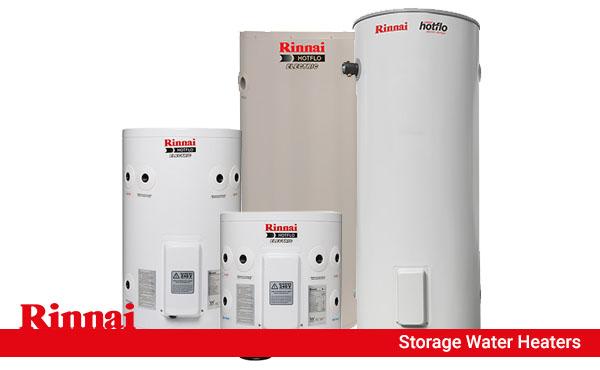 Rinnai Electric Storage
